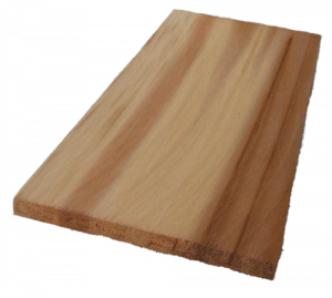 Tapersawn Red